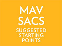MAV's VCE Mathematics SACs resources are designed to provide suggested starting points for VCE Mathematics teachers for their School Assessed Coursework (SACs).