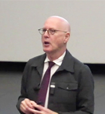 Professor Mike Askew