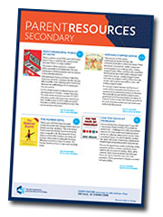Parent Resources - Secondary