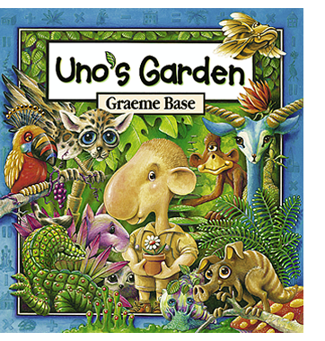 Review: Uno's Garden by Graeme Base