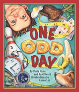 Review: One Odd Day by Doris Fisher, Dani Sneed and illustrated by Karen Lee